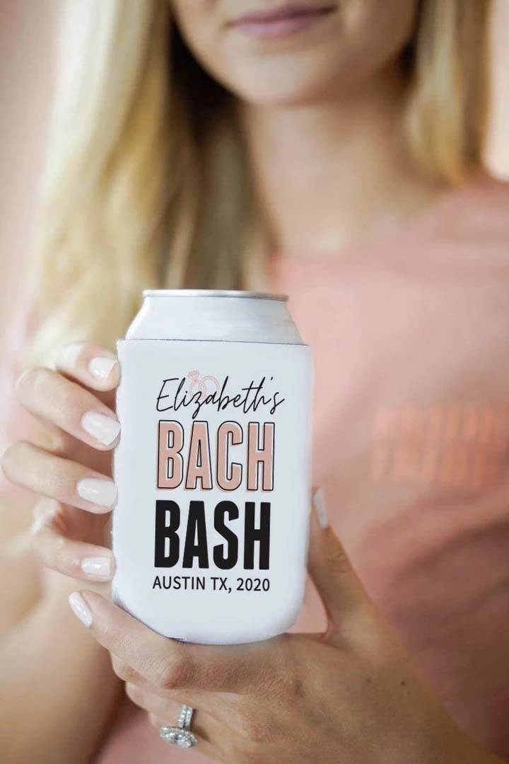 Custom Bach Bash Can Coolers - Shop Tilde
