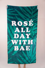 Custom Towel, Personalized Towel, Bridesmaid Gift, Beach Bachelorette Gift, Party Favor, Custom Beach Towel, Beach Towel, Wedding Gift - Shop Tilde