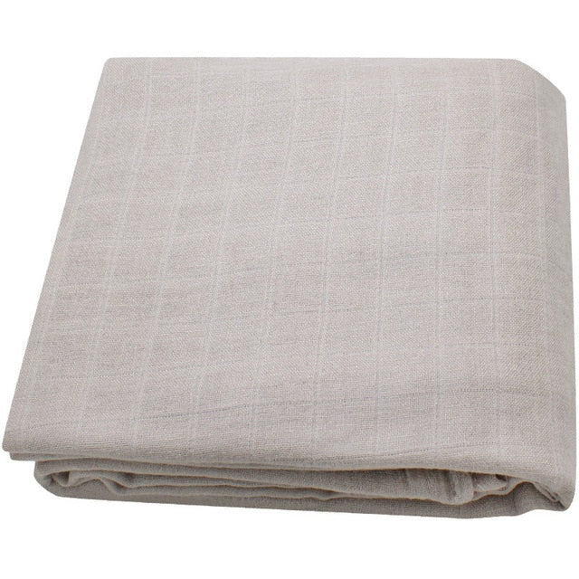 Baby & Toddler Muslin Swaddle Blanket (Solid) - Shop Tilde