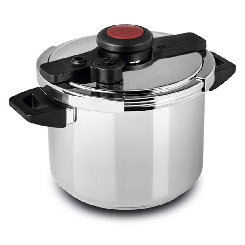 Silampos Stainless Steel StarTwist Pressure Cooker 8L