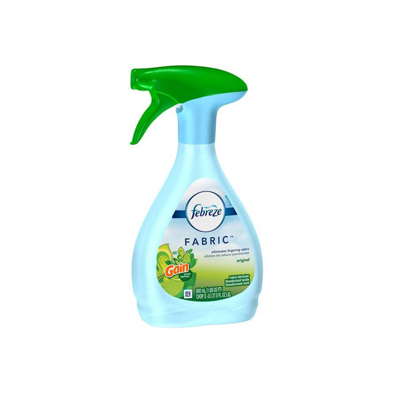 Febreze Fabric Refresher with Gain - Original Scent(800 ml)