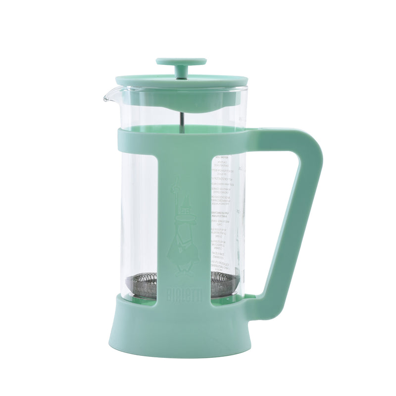 Bialetti Coffee/Tea Green French Press-1L