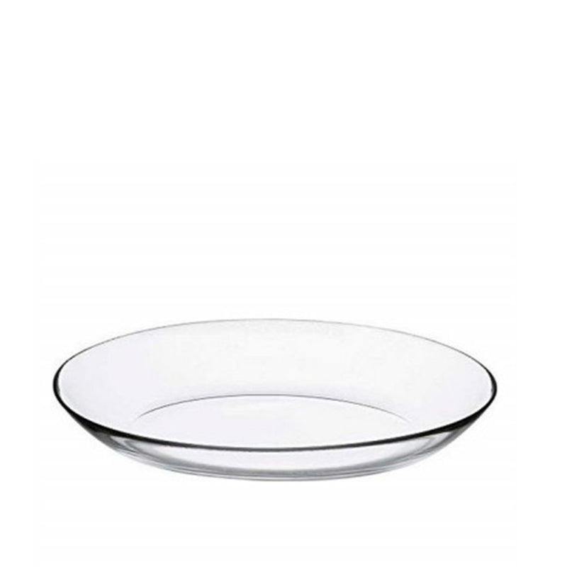 Pasabahce INVITATION Oval Serving Plate Set - 13 cm (3 Pcs)