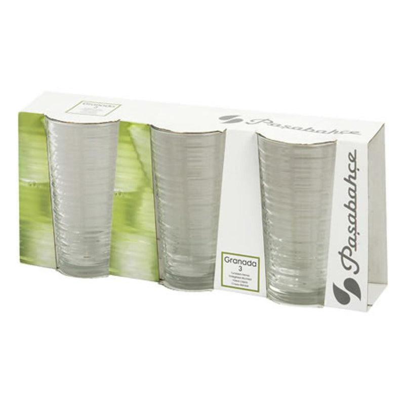 Pasabahce Granada Tumblers Set of 6 Pieces (345 ml)