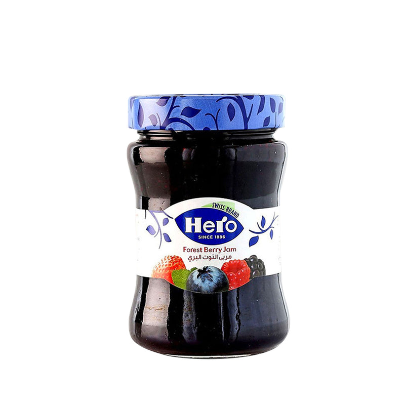 Hero Forest Berry Jam - 350G