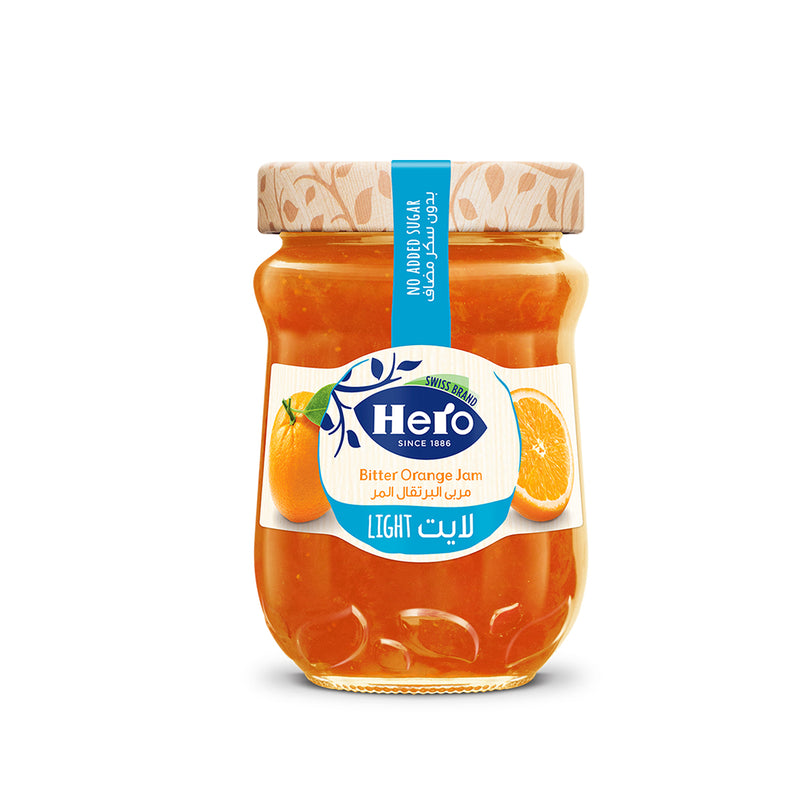 Hero Bitter Orange Jam - 320G (Light)