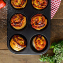 Dr. Oetker by Zenker Maxi Muffin Tin 6 Cups