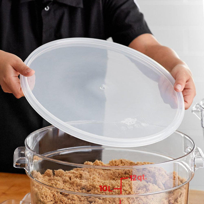 Cambro Transparent Lid