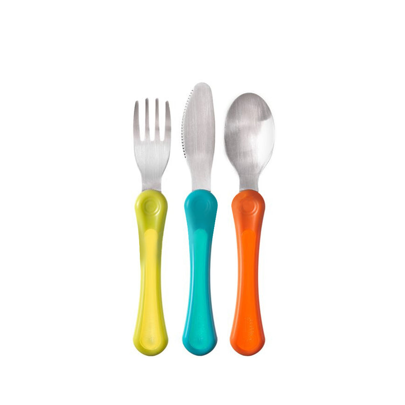 Tommee Tippee Cutlery (Set of 3) ages 12 Months