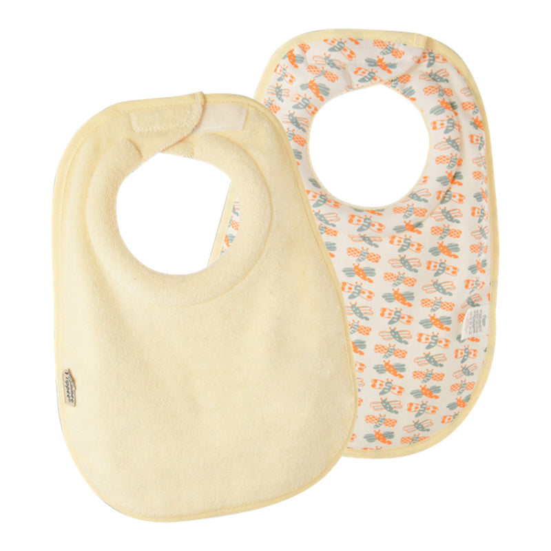 Tommee Tippee Milk Feeding Bib Set of (2), ages 0 Months+