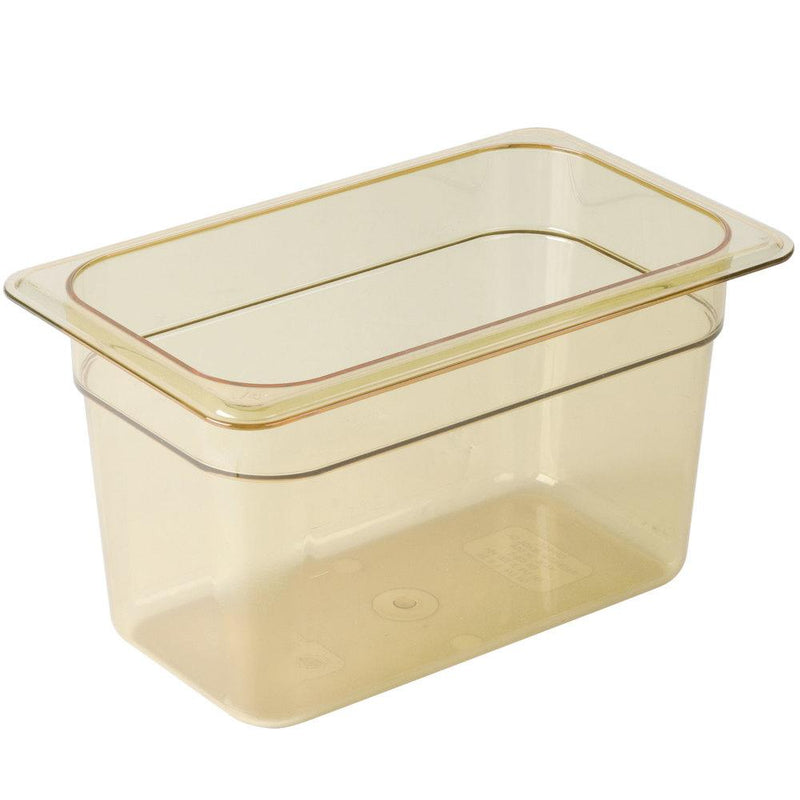 Cambro Brown Food Pan with Lid 3.6 L