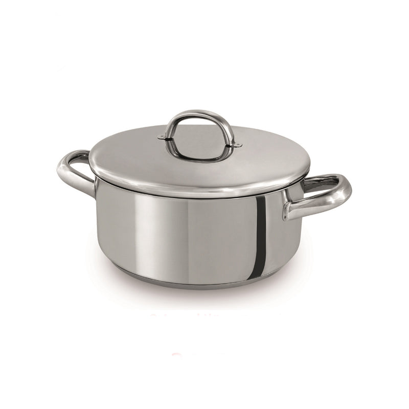 Silampos Stainless Steel Europa Cooking Pot 5.2L