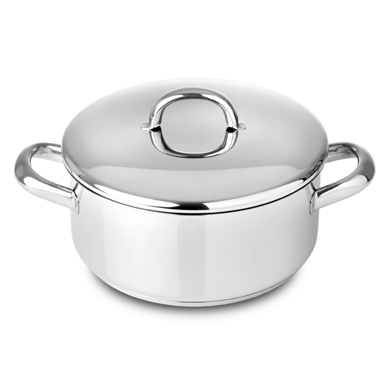 Silampos Stainless Steel Europa Cooking Pot 9L