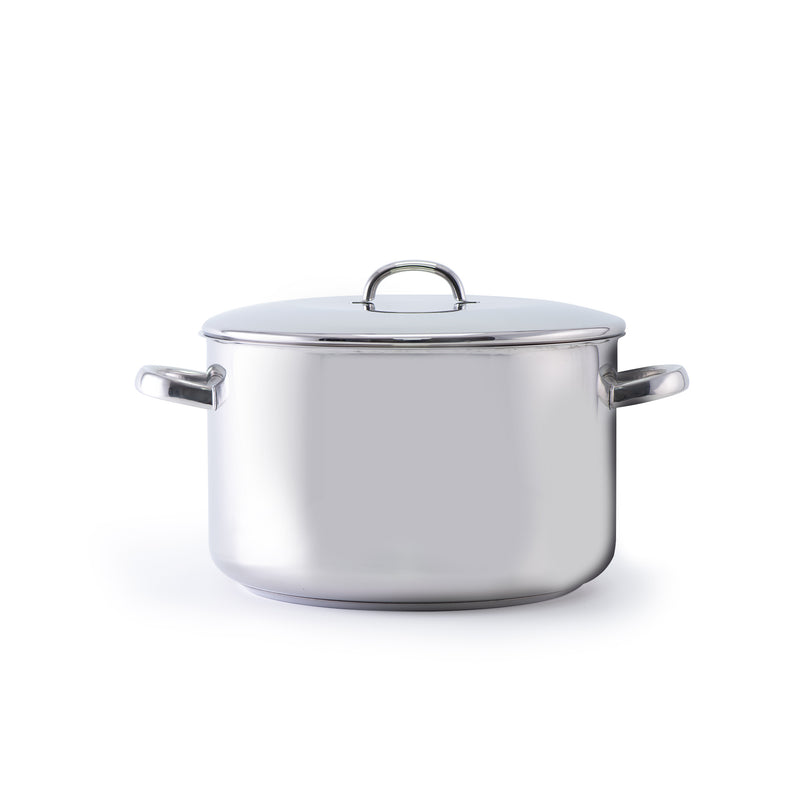 Silampos Stainless Steel Europa Cooking Pot 8.3L