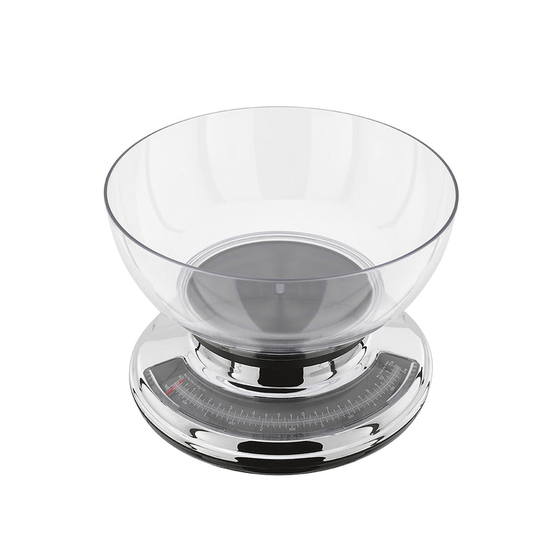 Judge 5Kg Chrome Kitchen Scale