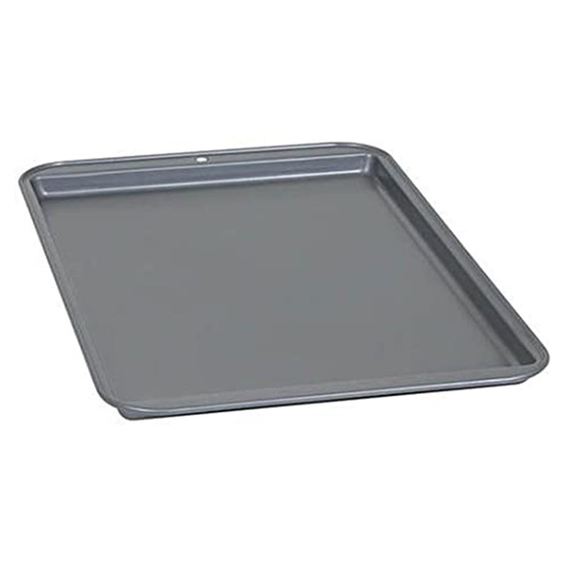 Bakers Secret Essentials Black Cookie Pan Bakeware Steel