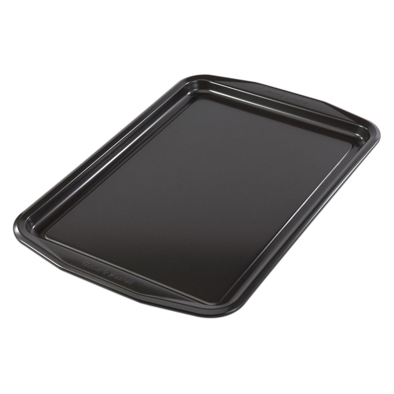 Bakers Secret Signature Black Cookie Pan Bakeware Steel