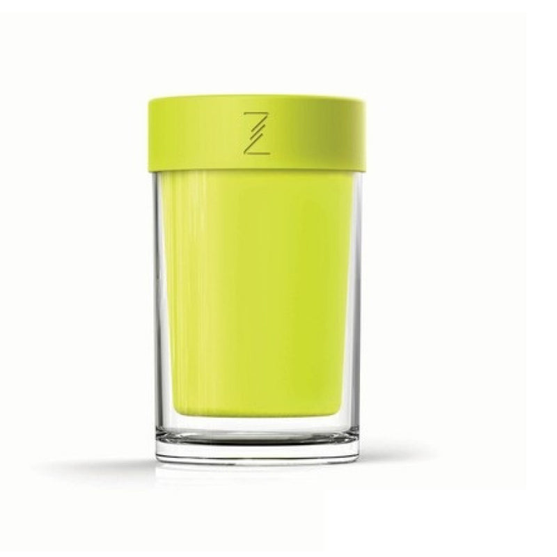 Zest Glass Cutlery Container