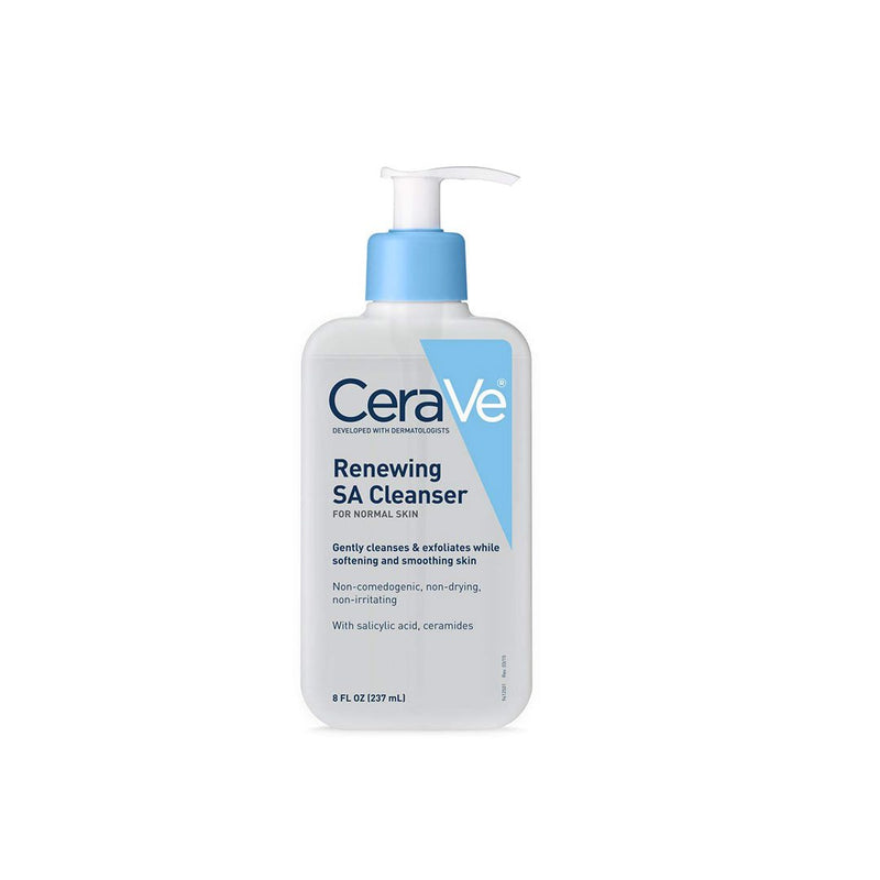 CeraVe Renewing Face Cleanser for Normal Cleanser with Salicylic Acid 237 ml