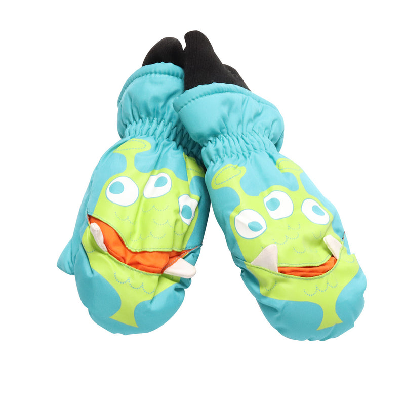 Thinsulate Monsters Kids Ski Mitten