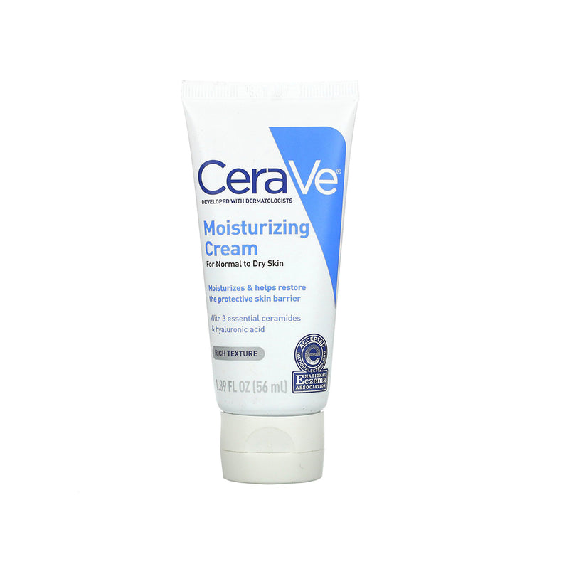CeraVe Moisturizing Cream, 1.89 fl oz (56 ml)