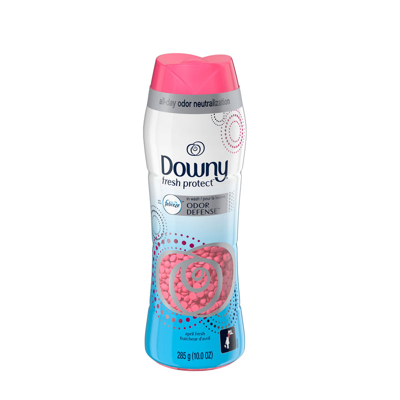 Downy Fresh Protect April Fresh with Febreze Odor Defense In-Wash Scent Beads (285 g)