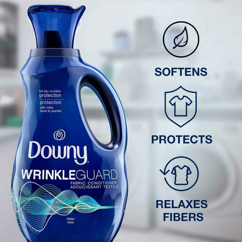 Downy Wrinkle Guard Fabric Conditioner (1.9 L)