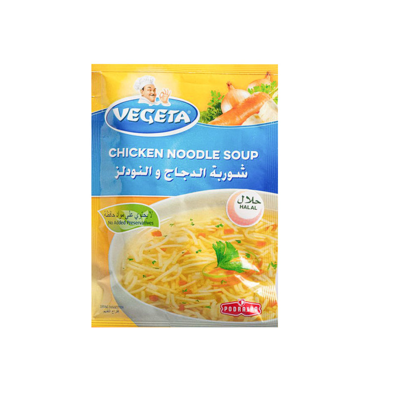 Vegeta Chicken Noodles Soup 60 g