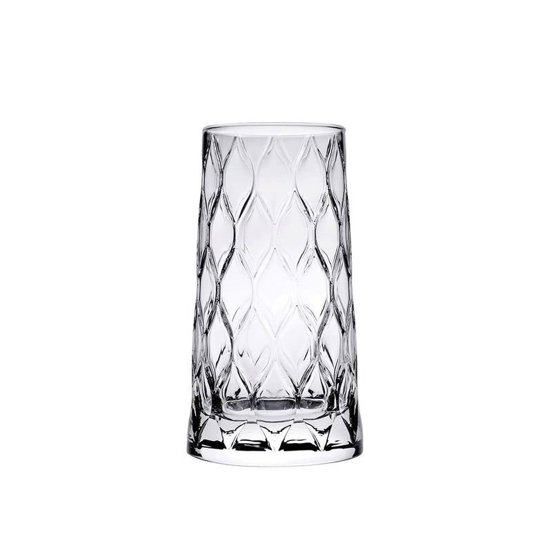 Pasabahce LEAFY Glass Set 355 ml- 4 Pcs