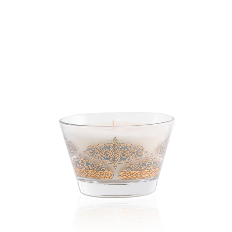 Dimlaj Candle (Gold & Blue)