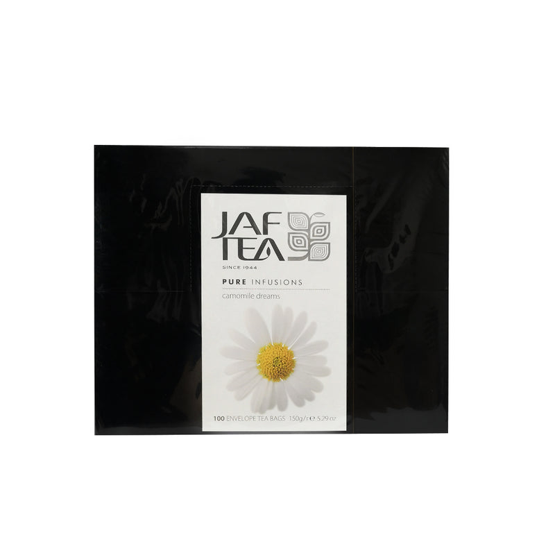 Jaf Tea Camomile Dreams Pure Infusions 100 Tea Bags