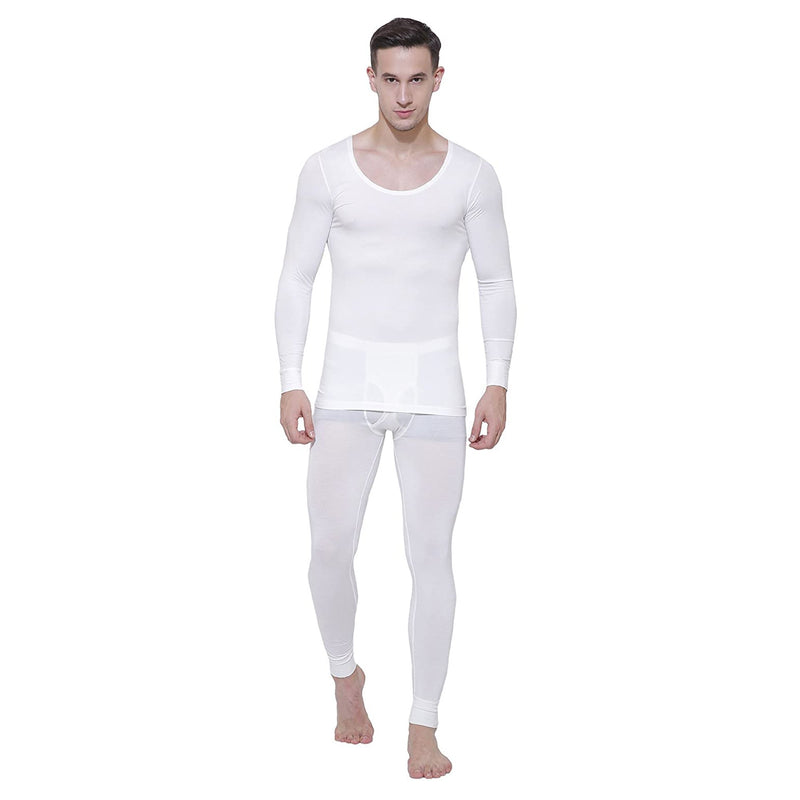Body Care Ayaki Men's Off-White Thermal Outfit 100 cm
