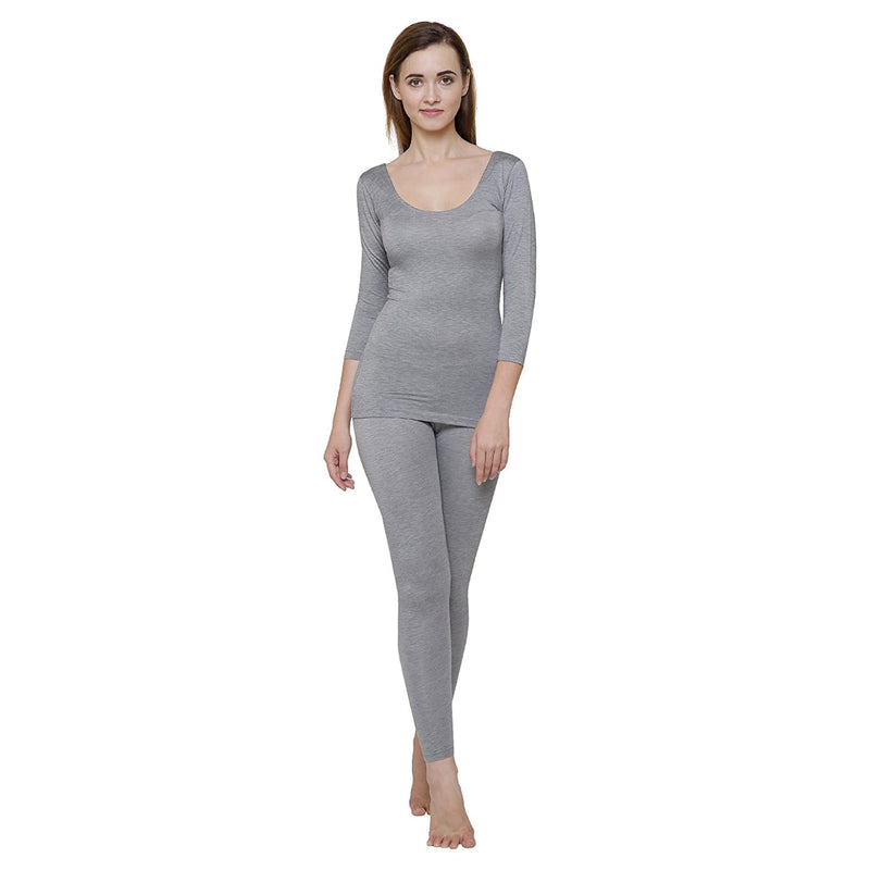 Body Care Ayaki Women's Grey Thermal Outfit 80 cm