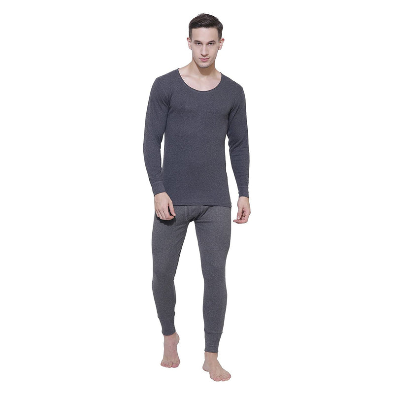Body Care Insider Men's Grey Thermal Outfit 100 cm