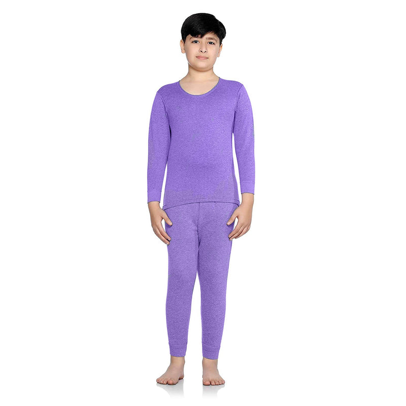 Body Care Insider Kids' Purple Thermal Outfit 30 cm