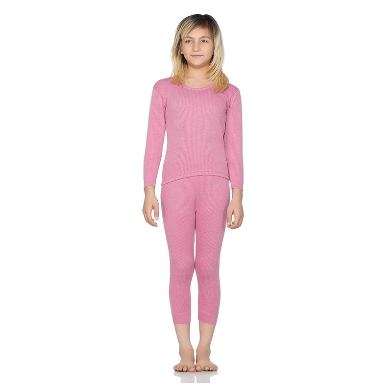 Body Care Insider Kids' Pink Thermal Outfit 75 cm