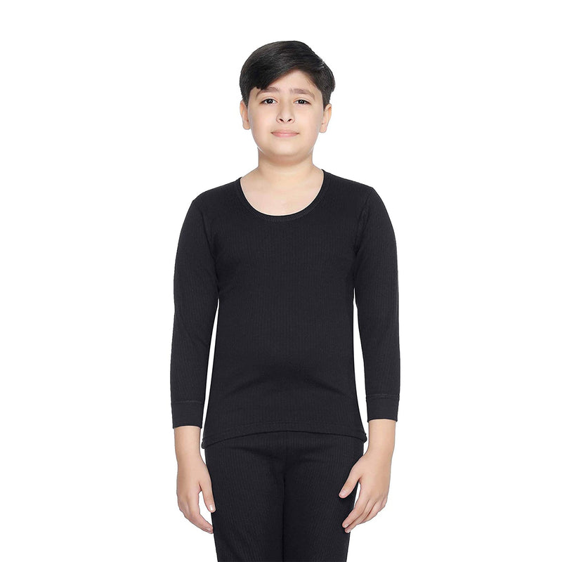 Body Care Insider Kids' Black Thermal Shirt 50 cm