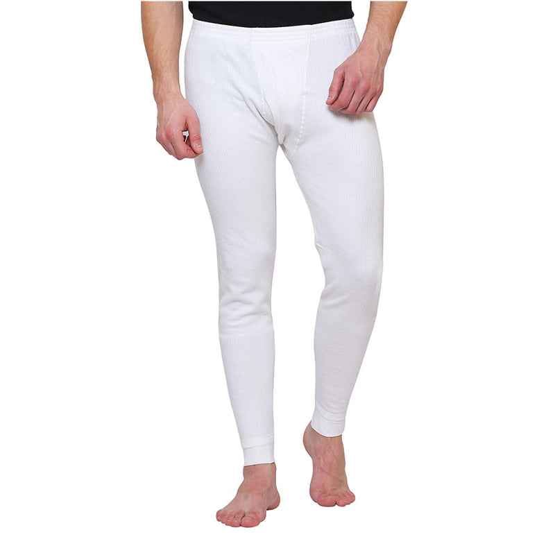 Body Care Insider Men's White Thermal Pants 95 cm