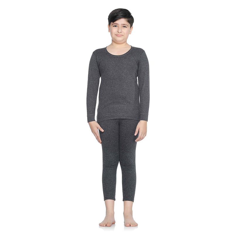Body Care Insider Kids' Grey Thermal Outfit 45 cm