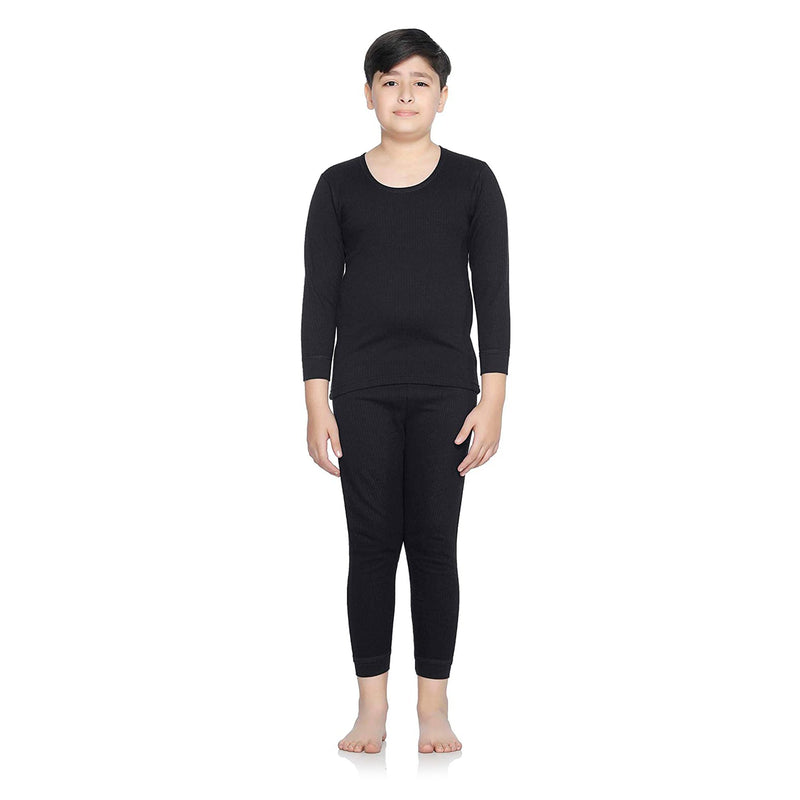 Body Care Insider Kids' Black Thermal Outfit 75 cm