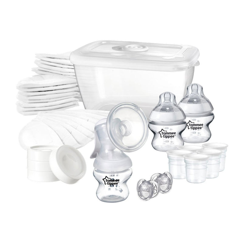Tommee Tippee Closer to Nature Breastfeeding Starter Set