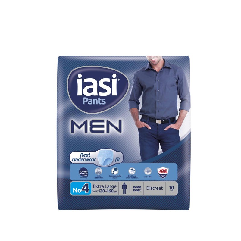 Iasi Pants En No. 4 Extra Large 10 Pcs