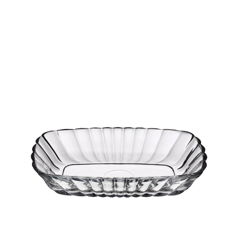 Pasabahce MEZZE Glass Serving Bowls Set of 2 pcs