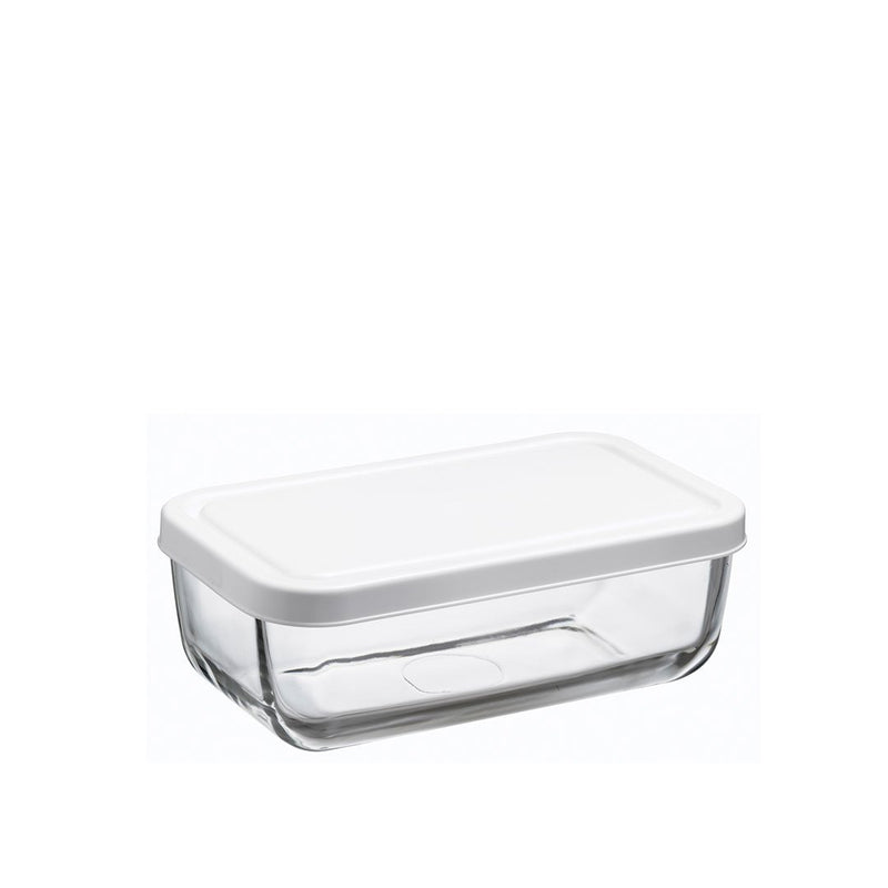 Pasabahce SNOW BOX – 420 ML Set of 2 Storage Boxes