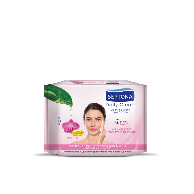 Septona Daily Clean with Orchid Extract & Vitamin F