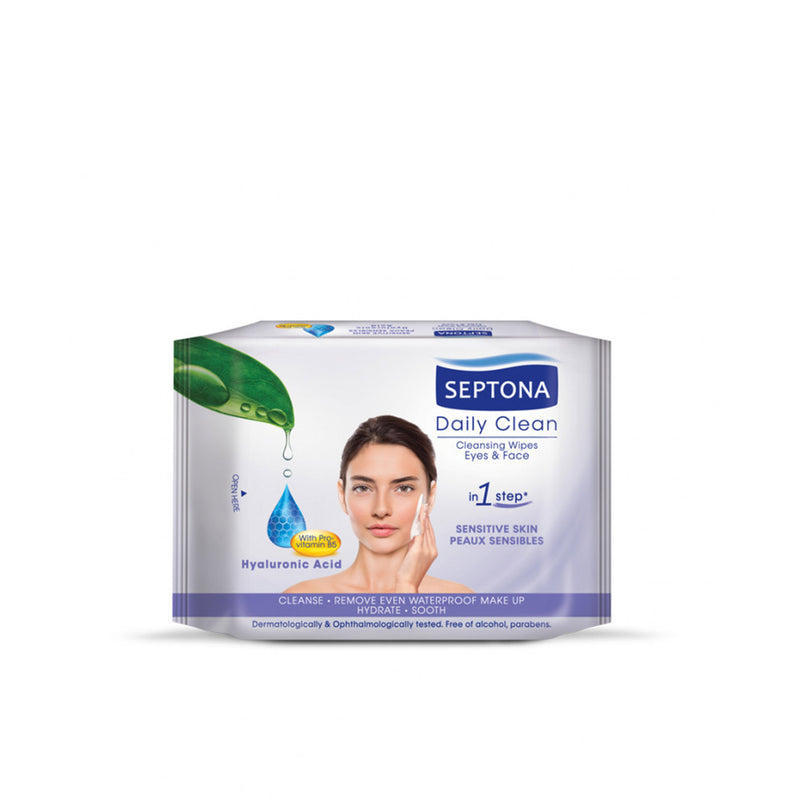 Septona Daily Clean with Hyaluronic Acid& Pro-Vitamin B5