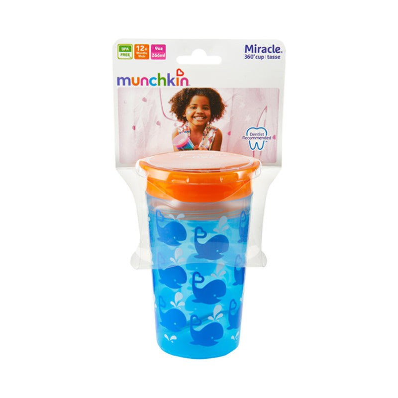 Munchkin Miracle 360 Decorated Cup (266 ml)