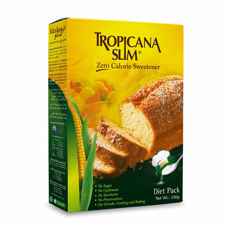Tropicana Slim Zero Calorie Powder 250 g