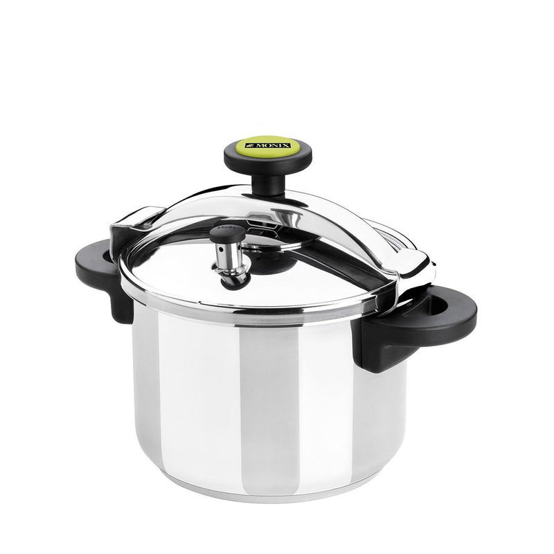 Monix Classica Stainless Steel Pressure Cooker 8 L
