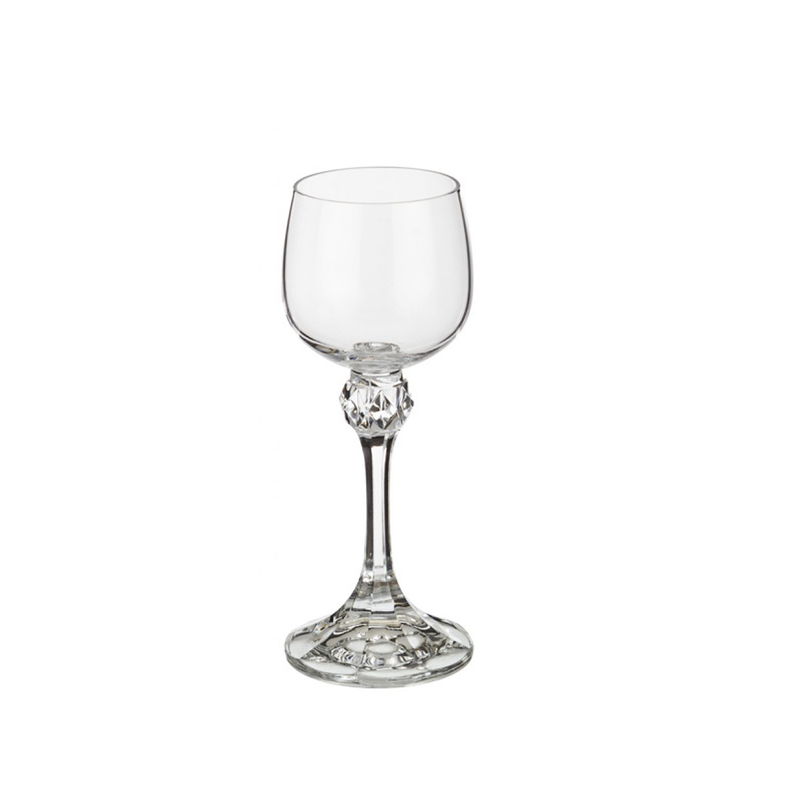 Bohemia Crystal Julia Glass Set 60 ml - 6 pcs